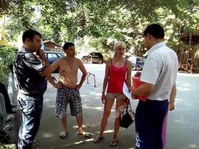 Embedded thumbnail for Жители Саратова выступили против строительного спрута