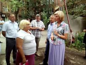 Embedded thumbnail for Депутат Госдумы Ольга Баталина против строительного спрута